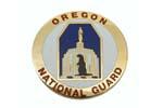 534820 Medallion, Oregon National Guard (1-5/8