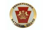 534840 Medallion, Pennsylvania National Guard (1-5/8
