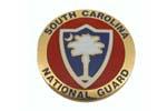 534850 Medallion, South Carolina National Guard (1-5/8