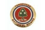 "Medallion, Tennessee National Guard (1-5/8"" Diameter)"