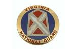 534870 Medallion, Virginia National Guard (1-5/8