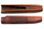 Forend, 12 & 16 Ga., Double Bar Type, Ribbed, Oil Finish