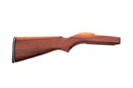 Stock, New, Reinforced In Front Of Magazine Well. Walnut, Oil Finish, Plain