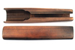 Forend, 12 &amp; 20 Ga., 8-1/2&#39;&#39;, Walnut Stained Hardwood, Plain
