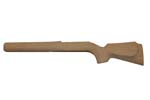 Stock, CFT Target, Hardwood w/o Spacers, Aluminum Base & Pad