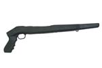 Stock, Blk Hwd w/Pistol Grip,Front Folding Grip,Trg Grd &amp; 1&quot; Swivels