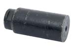 "Blank Firing Device, Painted Black (2.6"" Long x 1.1"" Diameter)"
