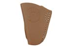 Holster, Right, Inside The Pant, Brown Leather w/ Blued Clip