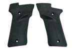 Grips, Black Nylon, Factory Original (Incl Dual Thumbrest)