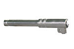 Barrel, 9mm Luger, Extended & Threaded - New European Mfg. Stamped 9x19NM