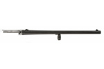 "Barrel, 12 Ga., 18-1/2"", Rifle Sights, Fixed Choke, Matte Blued"