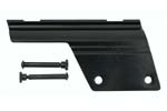Scope Mount, Black Anodized