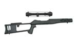 Stock Set, Fiberforce - Includes A Molded Black Nylon Fiberforce Stock