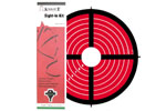 Muzzleloader Sight In Kit, 11x17&quot; Targets (5 ea), Ballistics Chart, Instructions