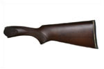 Stock, 12 Ga., Satin Checkered Walnut, w/ Recoil Pad
