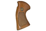 Grips, .357 Mag & .44 Mag, Target, Checkered Walnut