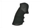 Grips, .38, .357 & 9mm, Round Butt, Gripper Pachmayr