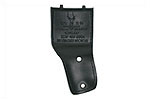 Safariland #070 Holster Shank, Smith & Wesson Model 469 & 6904, Black Leather -