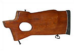 Stock, Sporter, Thumbhole, 7.62 x 39, For Stamped Receiver w/Vertical Recver Cut