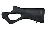 Stock, .308 Cal., Thumbhole, Black Synthetic, w/ Recoil Pad &amp; Swivel Stud