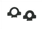 Aperture Rear Sight Blade Set, One Hole - Fit In Factory Rear Sight Bases.