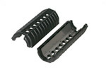"Handguard, Oval, 6-3/4"" (Vented Liner; Pair)"