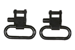 Swivel, 1&quot; Non-Locking, Quick Detachable, w/o Bases, Pair
