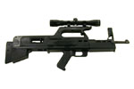 Muzzelite Bullpup Stock Conversion Kit