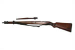 Stock Set, 7x57mm Carbine, Used, Good Condition, Dark Walnut, Includes Handguard