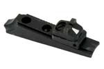 Rear Sight Assembly, Complete, New Style - -
