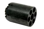 Cylinder, .44 Black Powder, 6 Shot