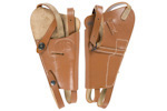 Holster, Shoulder, Replica, M3, Leather