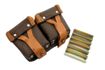 Stripper Clip & Pouch Set, 2 Pocket