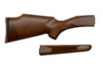 Stock & Forend Set, Pistol Grip, Deluxe Walnut, Factory