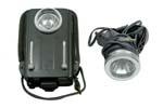 German WWII Type Military Signal Flashlight - -