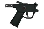 Trigger Housing Assembly, Lower, SEF, Navy, Used Very Good to Excellent - -