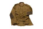 Jacket, Small/Medium, U.S. WWII Paratrooper, M1A1
