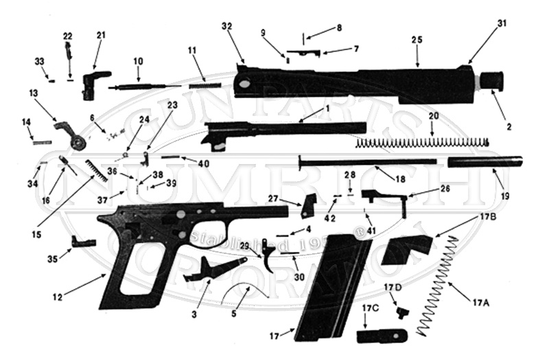 bark tree parts diagram automag parts diagram automag iv. accessories | numrich gun parts
