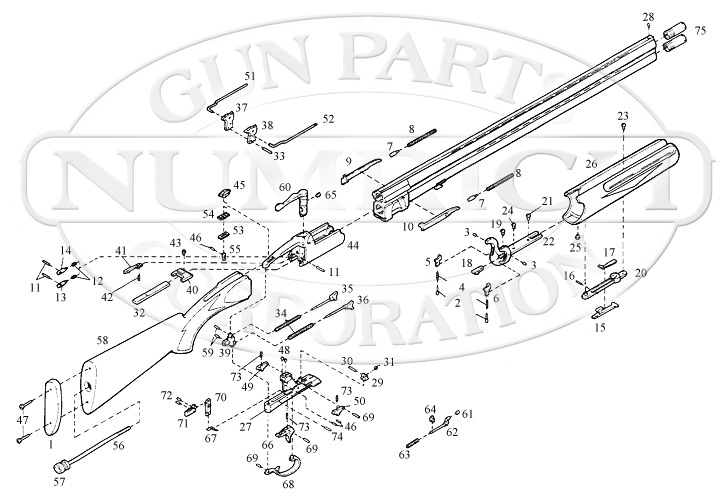 M16 Parts Kit Wiring Diagram And Fuse Box