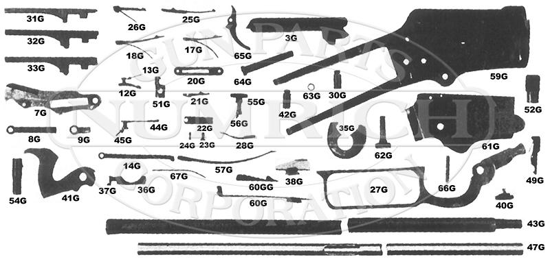 marlin golden 39a diagram