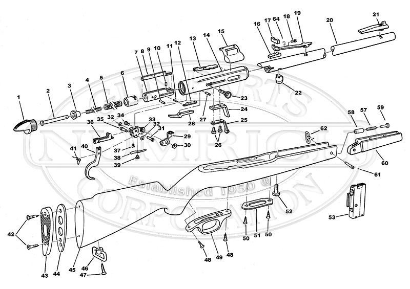 mossberg 152 schematic related keywords
