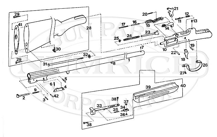 rossi accessories numrich gun parts html