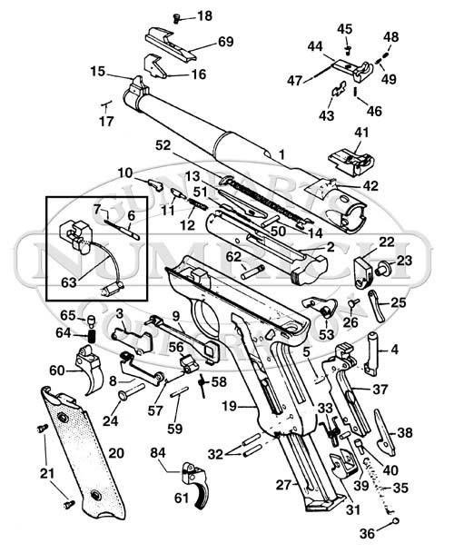 MKI. Accessories | Numrich Gun Parts