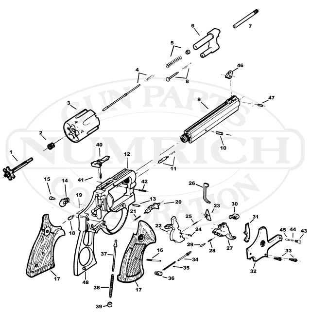 taurus pt92 parts diagram  u2022 wiring and engine diagram