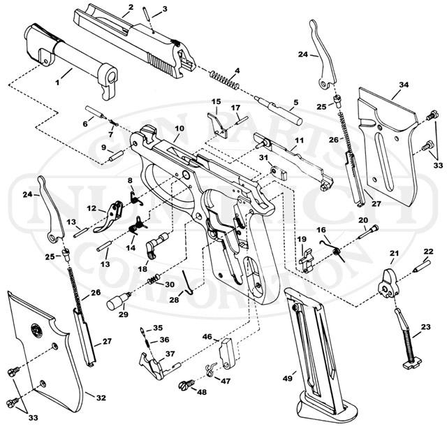 Pt 22 Accessories Numrich Gun Parts