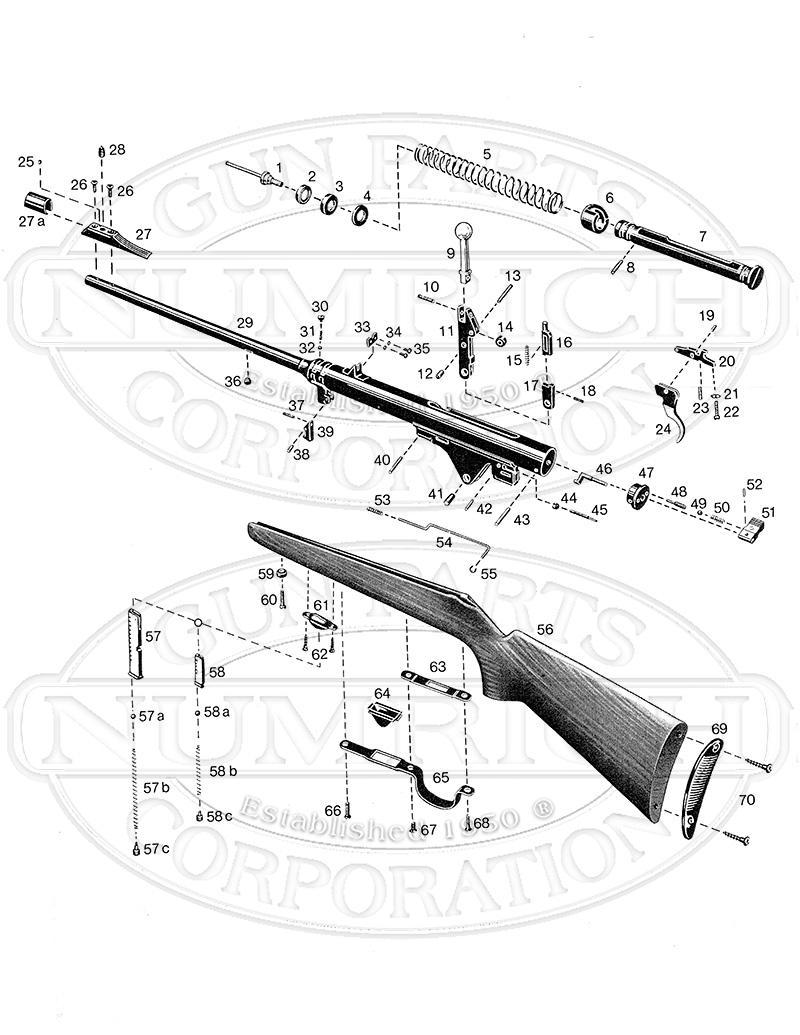 Anschutz 275 gun schematic
