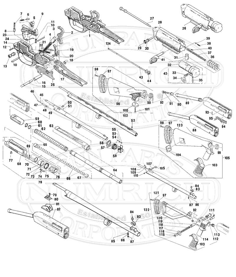 m3 super 90 folding stock schematic