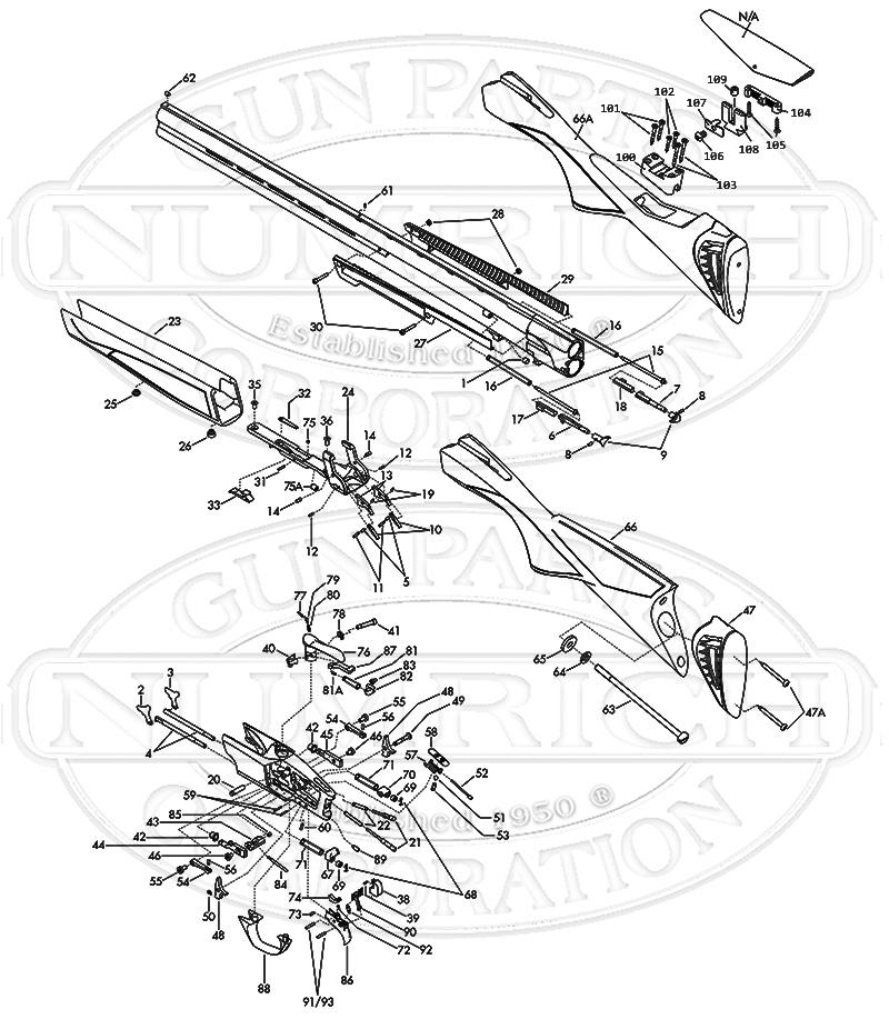 parts list schematic