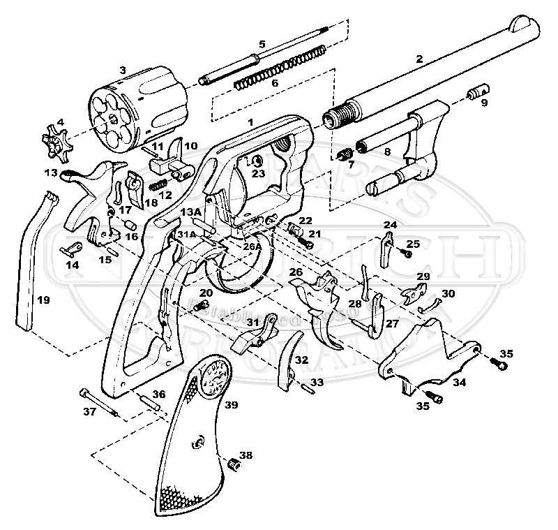 Diagram Of Colt