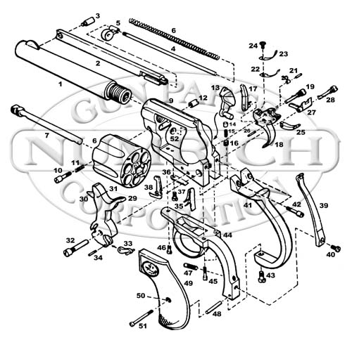 lightning revolver schematic